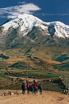 Mount Chimborazo: Are You Up To Extreme Earth Travel?