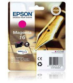 From 8.24:Epson Workforce Wf 2530wf Original Magenta Ink Cartridge | Shopods.com