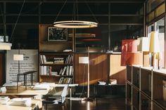 Santa & Cole headquarters in Parc de Belloch, #Barcelona.  Discover it! www.santacole.com  Photo: Salva López  #santacole #desig