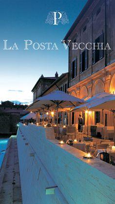 Hotel La Posta Vecchia - 5 star luxury Hotel Rome coast