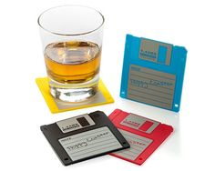The BritList: Lego Bow Ties, Floppy Disk Coasters & More | Brit + Co.