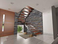 7 escaleras fabulosas que se verán perfectas en casas modernas (De Yadira Espinoza - homify)