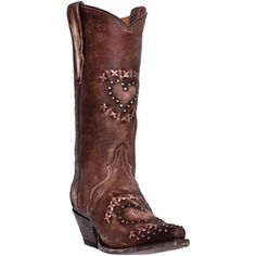 Dan Post Women's Shabby Chic Western Boots Cowboy Boots Women, Cowgirl Boots, Western Boots, Western Cowboy, Cowboy Boot Store, Dan Post Boots, Wedding Boots, Boots Store, Cute Boots