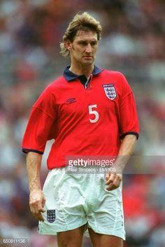 England's Tony Adams
