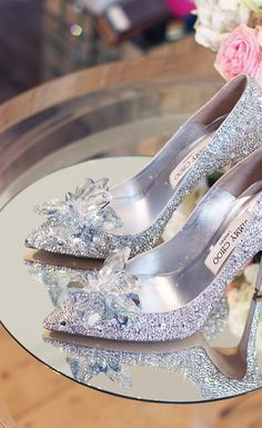 The most enchanting you will ever see...actually wearing and walking in them is another story.