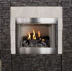 11 best carol rose coastal collection outdoor fireplaces and gas rh pinterest com