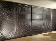 movable wall in 3D acustic panels