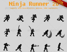 "Check out new work on my @Behance portfolio: ""Ninja Runner Sprite Sheet with Cocos2D Coordinates"" http://be.net/gallery/45666399/Ninja-Runner-Sprite-Sheet-with-Cocos2D-Coordinates"