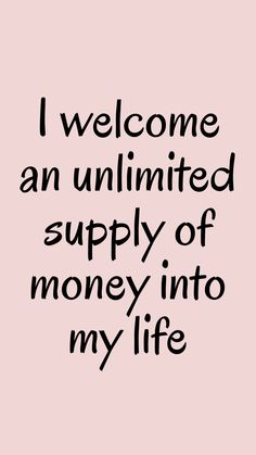 47 Money Affirmations Plus Free Printables - Rad Planner Positive Affirmations Quotes, Wealth Affirmations, Law Of Attraction Affirmations, Positive Quotes, Words Quotes, Life Quotes, Sayings, Motivational Quotes, Inspirational Quotes