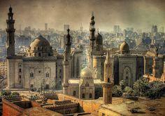Old Cairo - Alexandria Port Tours to Cairo, Egypt.