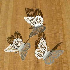 Butterfly -SVG cutting file for cutting machine