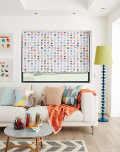 Roller Blinds Yorkshire from Starlight Blinds. Discover blackout roller blinds, made to measure and in a range of patterned fabrics. Find high quality roller blinds for all rooms, including bathrooms blinds, today. Nursery Blinds, Bedroom Blinds, Home Curtains, Fitted Blinds, White Blinds, House Blinds, Blinds For Windows, Roller Shades, Roller Blinds