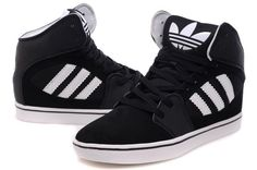 adidas+high+tops | Home :: Adidas High Tops :: Adidas High Tops Black White