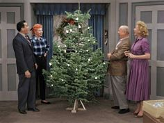 I Love Lucy Christmas