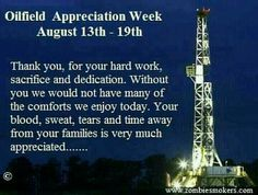 OF Appreciation Week