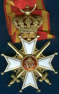 Baden German State Order of Berthold of the Zahringen.