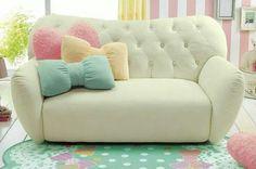 Almofadas coloridas...