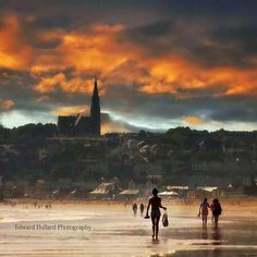 Photo listed in Fine Art 12 shares, 27 likes and 864 views. Surfing Ireland, Waterford Ireland, Erin Go Bragh, County Clare, England Ireland, Hawaii Surf, Sup Surf, Seaside Towns, Water Photography