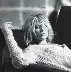 Kate Moss.....gorge!