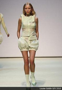 2010, a space odyssey: fashion inspiration