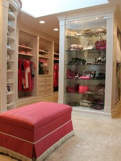 If this isn't a dream closet then I don't know what is