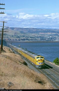 RailPictures.Net Photo: UP 954 Union Pacific EMD E9(A) at The Dalles, Oregon by Bill Edgar