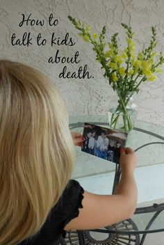 Talking to kids about death is never an easy thing. These 5 tips are meant to guide you and hopefully make the conversations a little easier.