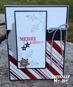 Stylin' Stampin' INKspiration: Stamp Set Focus ~ Holly Jolly Greetings
