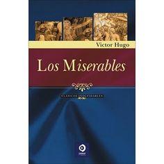 Uno de mis libros preferidos Victor Hugo, Les Miserables, Reading, Books, Libros, Favors, Serif, Book, Reading Books