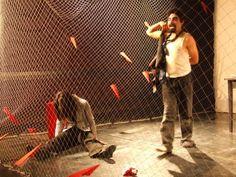 ME LLEGA UNA CARTA basada en TEXTOS DE COCINA de Rodrigo García. Dirección: Natalia Cament.