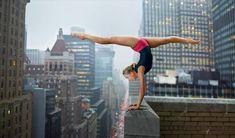 Gymnast Nastia Liukin as shot by Martin Schoeller. Beautiful #photography
