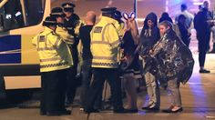 British police have confirmed 19 people have been killed in what's being treated as a terrorist incident at Manchester Arena, after an Ariana Grande concert Monday night.