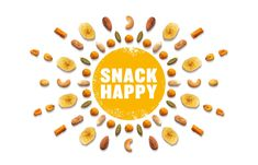 Snack Happy | Dow Goodfolk, brand strategy, identity, packaging and digital design agency Design Agency, Signage, Identity, Packaging, Snacks, Digital, Happy, Projects, Designers