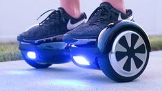 #Hoverboard - Self Balancing Eco-friendly Electric Scooter