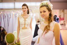 Luxusné svadobné šaty na svadobných dňoch