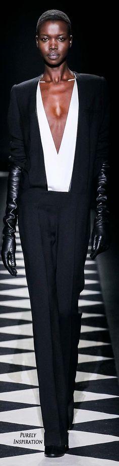 Haider Ackermann FW2015 Women's Fashion RTW | Purely Inspiration