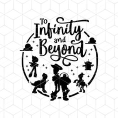 toy background SVG To Infinity and Beyond SVG Quote Toy Story Pixar Cricut Disney Diy, Disney Crafts, Disney Trips, Cumple Toy Story, Festa Toy Story, Vinyl Crafts, Vinyl Projects, Disney Silhouettes, Cricut Craft Room