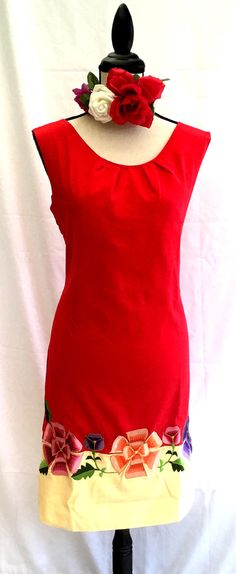 Red dress xl ranch