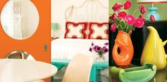 Design, COLORIZE - tool allows you to upload pics and preview painted walls in your own place using Olympic paints