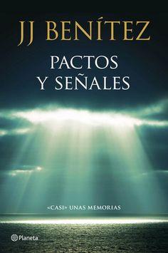 """Si necesitas pruebas definitivas de que la vida continua después de la muerte, debes leer """"Pactos y señales"""" de J. J. Benítez.  El autor comenzó con esta ..."""