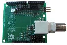 Arduino pH/ORP/DO/Calcium/Nitrate Shield. Just connect the ion-specific electrode of your choice...
