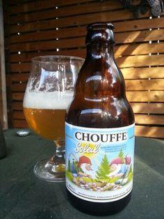 Beer, Chouffe Soleil 6,0%vol 33cl