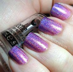 polish fixation: Gradient + Holo = !!!!