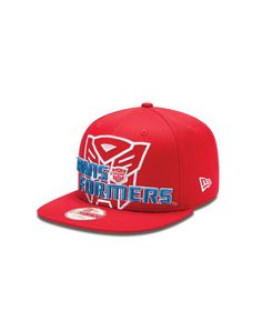 00e7ccaeb64 Autobot Squared Up Snapback Hat Dad Son
