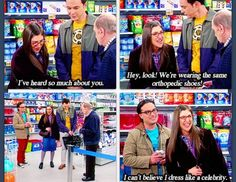 The Big Bang theory Best Tv Shows, Favorite Tv Shows, Movies Showing, Movies And Tv Shows, Nerd Love, My Love, Big Bang Theory Funny, Amy Farrah Fowler, Great Comedies