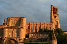 Albi Cathedral - Albi, France