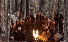 """The Twilight Saga: Breaking Dawn -- Part -- Meet the New Vamps! Die Twilight Saga, Twilight Breaking Dawn, Breaking Dawn Part 2, Twilight New Moon, Twilight Series, Twilight Movie, Rosalie Twilight, Twilight Poster, Twilight Edward"