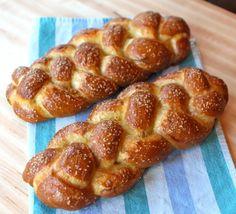 pretzel challah more challah bread challah recipe challah shiksa soft ...