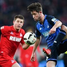 Bundesliga - Match Day 13 - 1899 Hoffenheim vs 1. FC Cologne