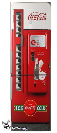 951c8900f29 Vinilo Decorativo Pegatina Nevera Impreso Combi Bebida Gaseosa Retro Coca  Cola